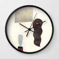 smog Wall Clock