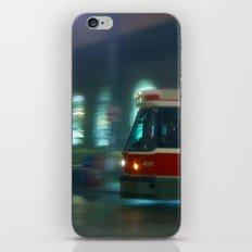 Follow Me Home iPhone & iPod Skin