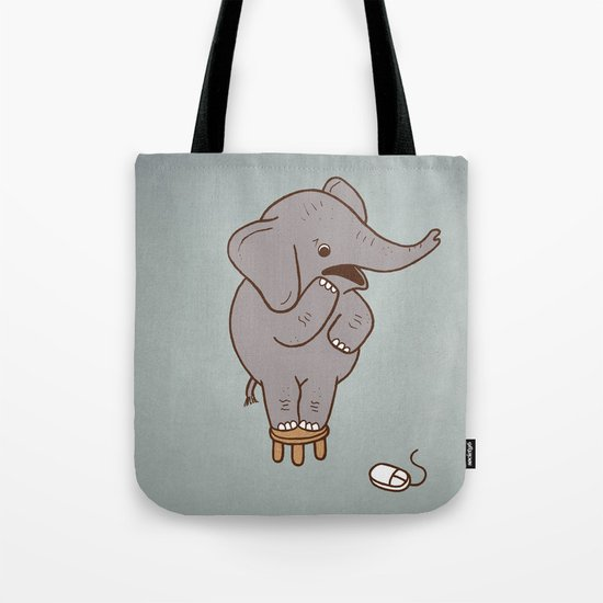 Irrational Fears Tote Bag