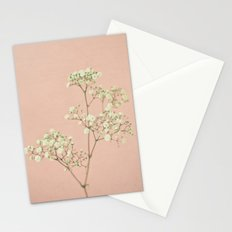 Baby's Breath Stationery Cards