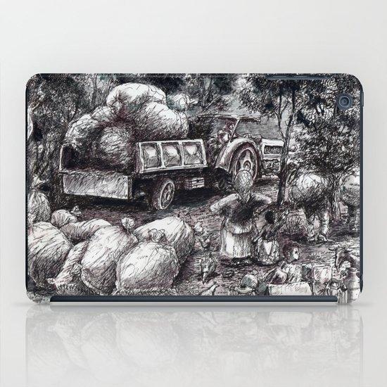 çukurova iPad Case