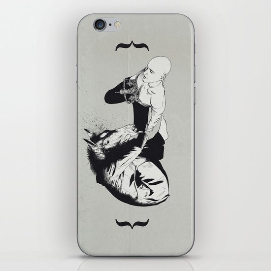 checkmate iPhone & iPod Skin