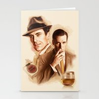 MAD MEN DON DRAPER Stationery Cards