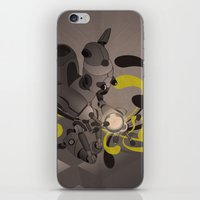 The Alchemist 014 iPhone & iPod Skin