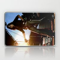 Alice Cooper Fence Stance Laptop & iPad Skin