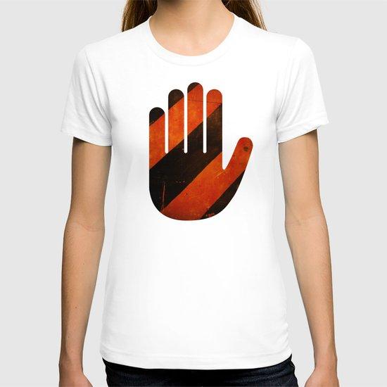 LAST WARNING! T-shirt