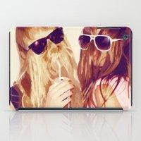 It Girls iPad Case