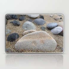 Beach Pebbles Laptop & iPad Skin