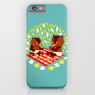Picknick Bears iPhone 6 Slim Case