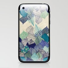 Leaf it to me iPhone & iPod Skin