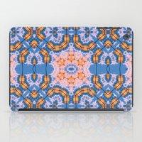 Kaleidoscope #3 iPad Case
