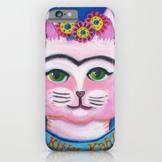 el Kitty Kahlo iPhone 6 Slim Case