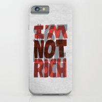 Newt's Not Rich iPhone 6 Slim Case