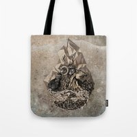 When Nature Strikes Back… Tote Bag