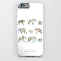 Elephants of the United States iPhone 6 Slim Case