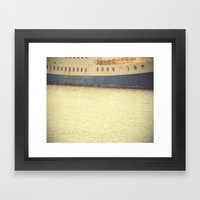 Chanquete Framed Art Print