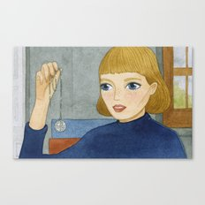 Rosemary's baby Canvas Print
