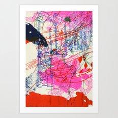 Conforto Art Print