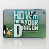 How To Train Your Dragon iPad Case