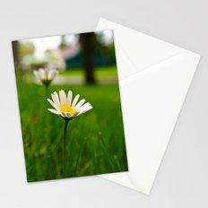 Simple Spring flower Stationery Cards