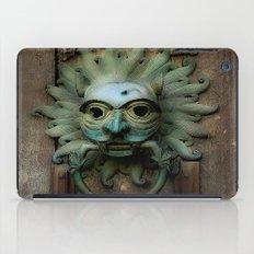 Sanctuary Knocker iPad Case