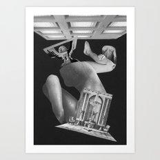 The Fifth Creation Art Print