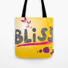 bliss. Tote Bag