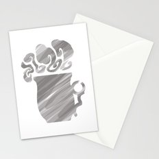 White Tea Stationery Cards