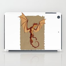 Here be dragons iPad Case
