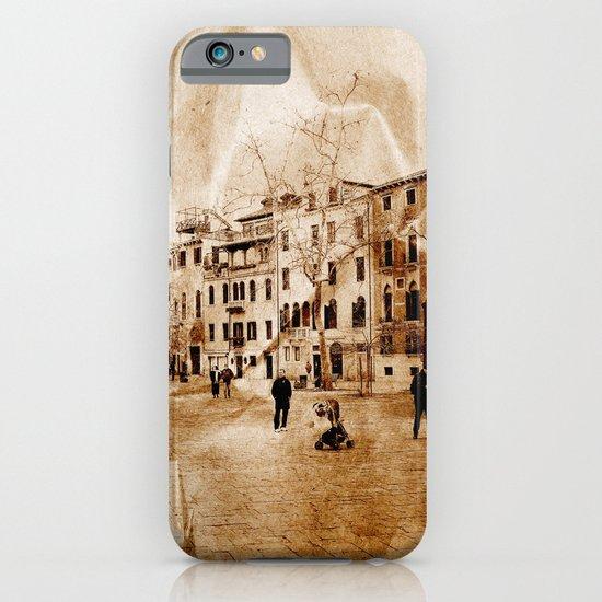 Creased Memories I iPhone & iPod Case