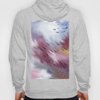 Tears And Clouds Hoody