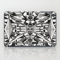 symmetry iPad Case