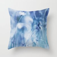Living Free And Easy Throw Pillow