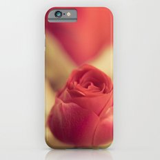 A red rose for your sweetheart ... iPhone 6 Slim Case