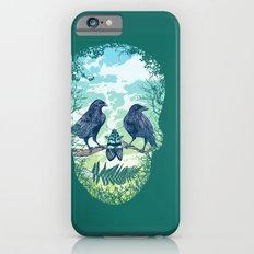 Nature's Skull (Green) iPhone 6s Slim Case