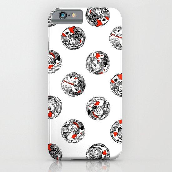 Polka koi iPhone & iPod Case