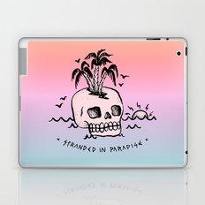 STRANDED IN PARADISE Laptop & iPad Skin