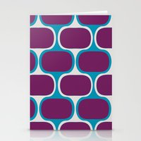 Swimcap Girl Stationery Cards