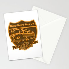 Haulin' A Stationery Cards