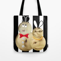 Couple2 Tote Bag