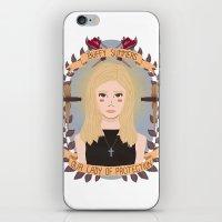 Buffy Summers iPhone & iPod Skin