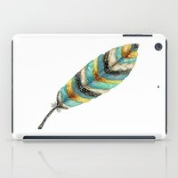 Riviere Feather iPad Case