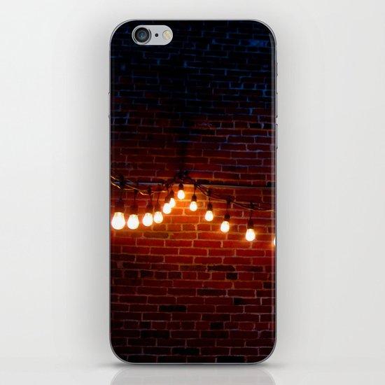 Lightbulbs iPhone & iPod Skin