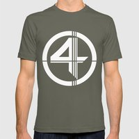 Fantastic Mens Fitted Tee Lieutenant SMALL