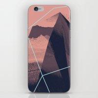 Fragment II iPhone & iPod Skin