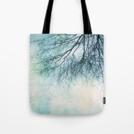 Winter Smooth Tote Bag