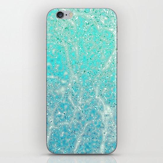 Ocean Whirl iPhone & iPod Skin