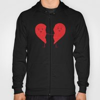 The Course Of Love Hoody