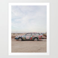 Car Art Art Print