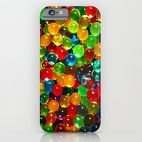 iPhone & iPod Case featuring Color Balls by Flashbax Twenty Three